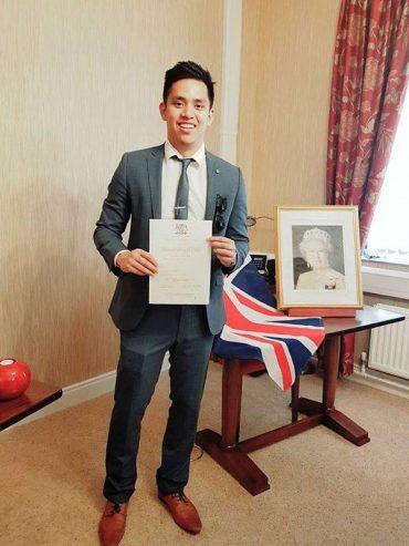 Congratulations Ivan!