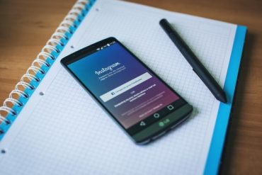 Making your Instagram profile into a business account